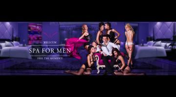 Una vera vacanza per gli uomini – FKK club Wellcum